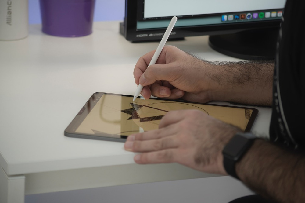 iPad for Drawing