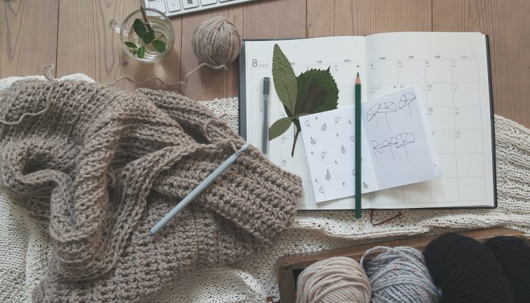 Difference Between Crochet and Knitting
